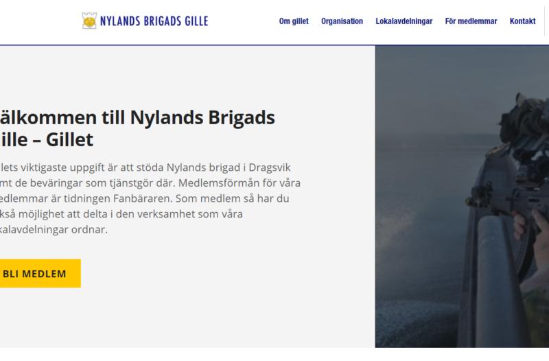 Nylands Brigad Dragsvik Hemsida